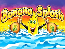 в клубе Вулкан автомат Banana Splash